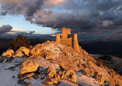 Abruzzo castle